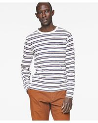 Todd Synder X Champion - Variegated Long Sleeve Striped T-shirt - Lyst