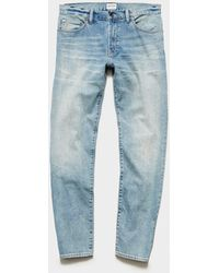 Todd Synder X Champion Straight Fit Stretch Jean - Blue
