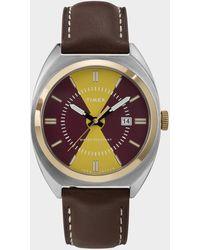 Timex Colorblock Milano Watch - Multicolour