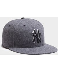 NEW ERA HATS New York Pack Yankees - Grey