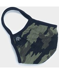 Todd Synder X Champion Cotton Jersey Camo Face Mask - Green