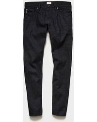 Todd Synder X Champion Slim Fit Lightweight Japanese Selvedge Jean - Multicolour
