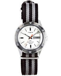 Timex Maritime Sport Ms1 Watch - Metallic
