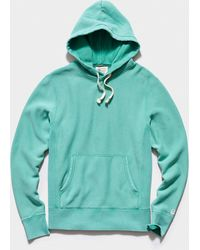Todd Synder X Champion Sun-faded Midweight Popover Hoodie - Green