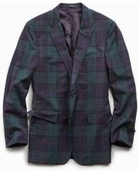 Todd Synder X Champion - Italian Wool Blackwatch Suit Jacket - Lyst