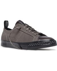 f78dd3cd08 Todd Snyder - Pf Flyers Nubuck Rambler Low In Charcoal Suede - Lyst