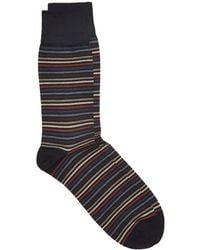 Corgi - Multi Color Stripe Socks - Lyst