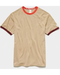 Todd Synder X Champion - Champion Ringer Tee - Lyst