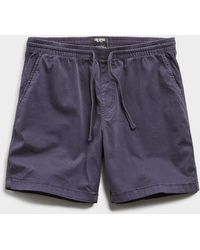 "Todd Synder X Champion 7"" Weekend Stretch Short - Blue"