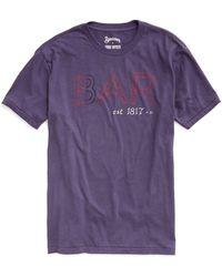 Todd Snyder - Speakeasy T-shirt - Ear Inn - Lyst
