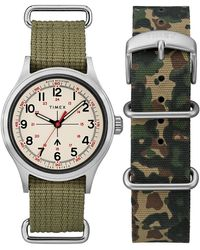 Timex The Military Watch - Metallic