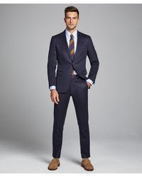 Todd Synder X Champion Italian Cashmere Sutton Suit - Blue