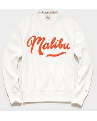 Todd Synder X Champion Malibu Sweatshirt - White