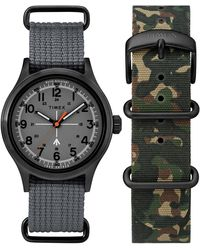 Timex The Military Watch - Grey