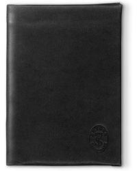 Maxx + Unicorn - Passport Wallet In Black - Lyst