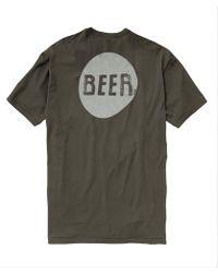 Todd Snyder - Speakeasy Beer In Brown - Lyst