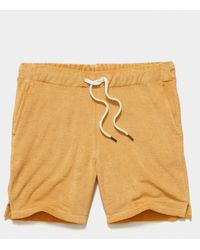 Todd Synder X Champion Terry Warm Up Short - Multicolour