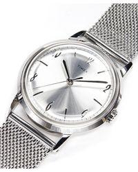 Timex Exclusive Timex Marlin Mesh Band Watch - Metallic