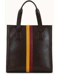 Tod's Shopping Tote Bag Medium - Black