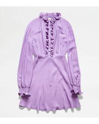 Tod's Robe - Violet