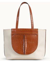 Tod's Shopping Pocket Bag Large - Brown