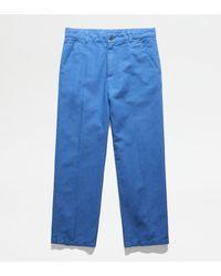 Tod's Pantalon - Bleu