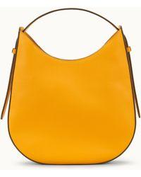Tod's Oboe Bag Medium - Yellow