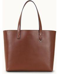 Tod's Mittelgroße Shopping-Bag - Braun