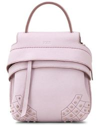 Tod's - Wave Backpack Mini - Lyst