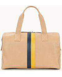 Tod's Duffle Bag Large - Natural