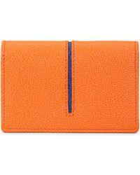 Tod's Business Cardholder - Orange