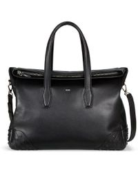 Tod's - Travel Bag In Leather - Lyst