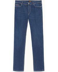 Tod's 5 Pocket Jeans - Blue
