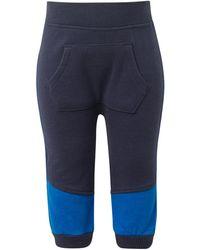 Tom Tailor Baby Sweathose mit Kängurutasche - Blau