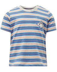 Tom Tailor Baby Gestreiftes T-Shirt - Blau