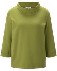 Tom Tailor Turtle-Neck Sweater - Grün