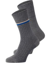 Tom Tailor Socken im Doppelpack - Grau