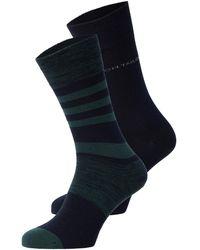 Tom Tailor Socken im Doppelpack - Grün
