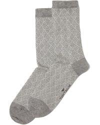 Tom Tailor Socken im Dreierpack - Grau