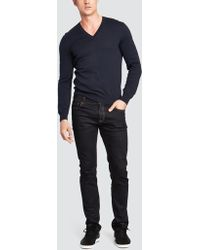 Tomas Maier - V-neck Sweater - Lyst