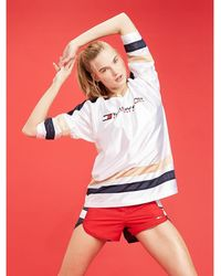 Tommy Hilfiger - Retro Long Sleeve T-shirt - Lyst