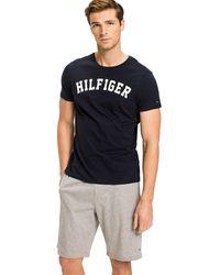 Tommy Hilfiger - Logo T-shirt - Lyst