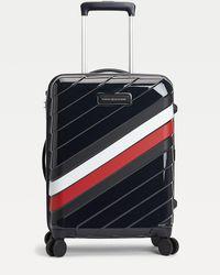 Tommy Hilfiger Signature 55cm Wheelie Case - Blue