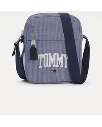 Tommy Hilfiger Sac bandoulière College - Violet