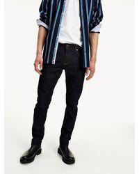 Tommy Hilfiger Bleecker Slim Jeans - Blauw