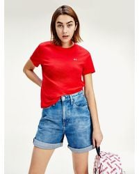 Tommy Hilfiger - Tommy Classics Regular Fit T-shirt - Lyst