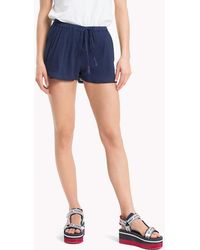 Tommy Hilfiger - Relaxed Fit Summer Shorts - Lyst