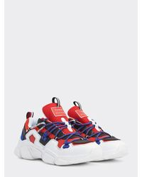 Tommy Hilfiger Chunky Wandelsneaker - Wit