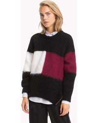 Tommy Hilfiger - Tommy Icons Flag Jumper - Lyst