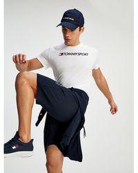 Tommy Hilfiger - Chest Logo T-shirt - Lyst